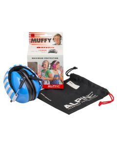 Alpine Muffy Earmuff blauw