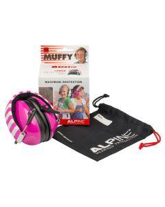 Alpine Muffy earmuff roze