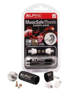Alpine MusicSafe Classic gehoorbescherming