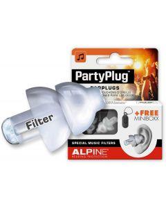 Alpine PartyPlug gehoorbescherming