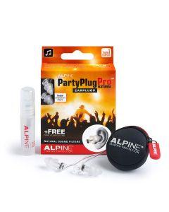 Alpine PartyPlug Pro gehoorbescherming