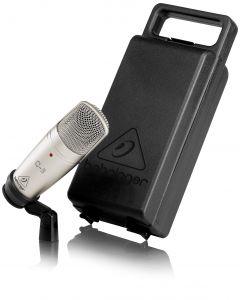 Behringer C-3 Condensator grootmembraam microfoon