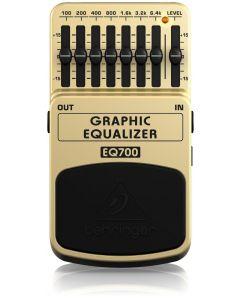 Behringer EQ700 7 bands Equalizer