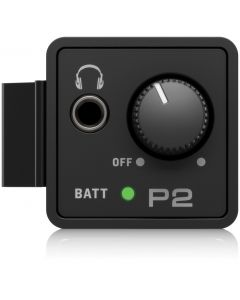 Behringer P2 PowerPlay in-ear monitorversterker