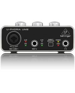 Behringer U-Phoria Audio interface UM2