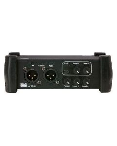 DAP AMM-401 4-kanaals actieve mixer
