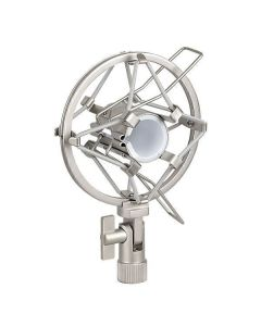 DAP 22-24mm anti-shock microfoonhouder Grijs
