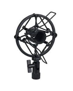 DAP 22-24mm anti-shock microfoonhouder Zwart