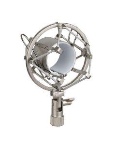 DAP 44-48mm anti-shock microfoonhouder Grijs