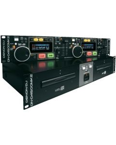 Denon Dubbele CD/MP3 speler DJ pitchcontrol (verhuur)