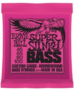 Ernie Ball 2834 Super Slinky basgitaar snaren .045