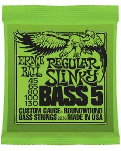 Ernie Ball 2836 Regular Slinky 5-snarige bas snaren .045