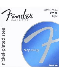 Fender 2255L NPS banjo snaren met loop-end