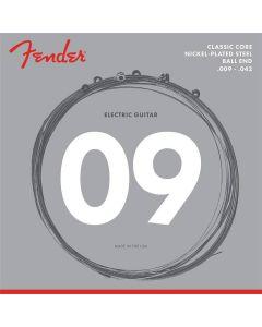 Fender 255L Classic Core NPS ball ends .009
