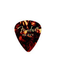 Fender Classic Celluloid 351 plectrum heavy