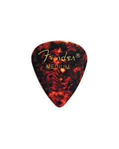 Fender Classic Celluloid 351 plectrum medium