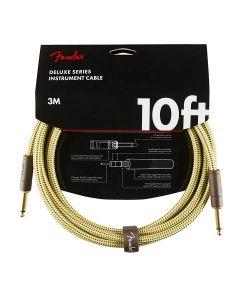 Fender Deluxe instrument kabel tweed 3m