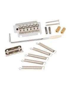 Fender Deluxe Series Tremolo brug kit 2 punts chrome