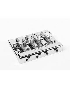 Fender HiMass basgitaar brug chrome