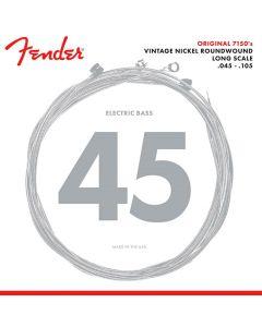 Fender Original 7150M Vintage Nikkel Roundwound basgitaar snaren .040