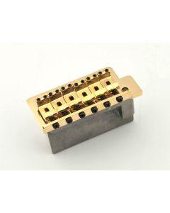 Fender Standard Series Stratocaster Tremolo brug goud