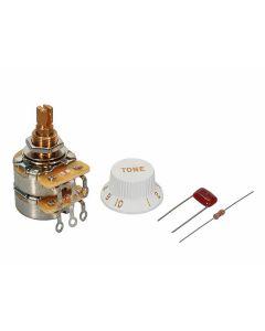 Fender TBX tone potmeter met .22mf capacitor
