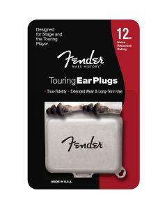 Fender Touring Series gehoorbescherming met draagbox