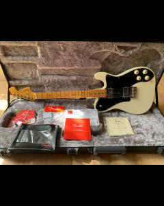Fender American Professional II Telecaster Deluxe + Koffer/toebehoren