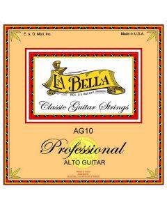 La Bella AG10 Requinto gitaarsnaren 530mm scale