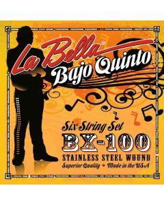La Bella BX-100 Bajo Quinto .023 loopends