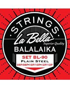 La Bella BL90 Balalaika snaren .008