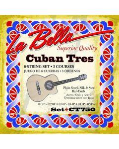 La Bella Cuban Tres snaren