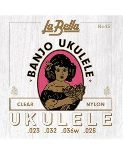 La Bella Banjo Ukulele snaren .023