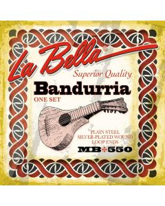 La Bella MB550 Bandurria .010