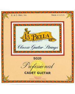La Bella OG20 Octaaf gitaarsnaren 400mm scale