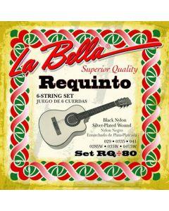 La Bella RQ80 Requinto gitaarsnaren