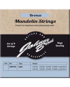 mandoline snaren bronze light 014 kopen