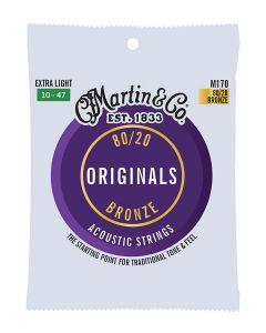 Martin M170 80/20 bronze .010