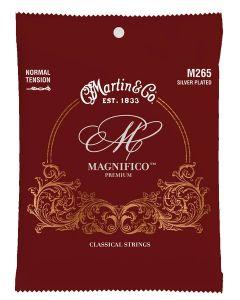Martin M265 Magnifico Premium klassieke gitaarsnaren normal tension .025