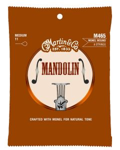 Martin M465 mandoline snaren