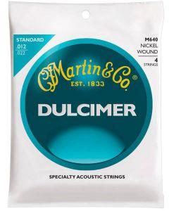 Martin M640 dulcimer snaren