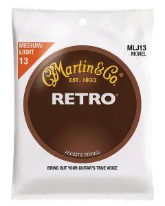 Martin MLJ13 Retro Acoustic Laurence Juber Signature .013
