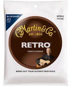 Martin MTR13 Retro Acoustic Tony Rice Signature .013
