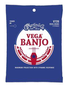Martin V720 Tenor Banjo .009
