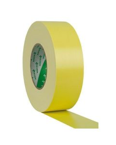 Nichiban Gaffa Tape 50mm 50m Geel