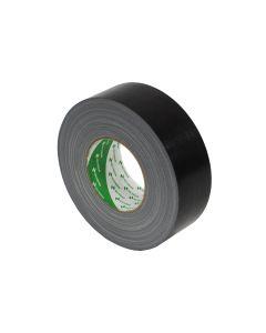 Nichiban Gaffa Tape 50mm 25m Zwart