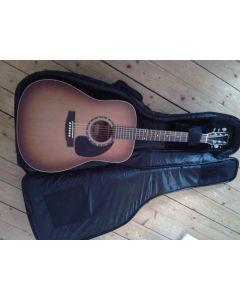 Norman Semi-akoestische western gitaar, Fishman pickup