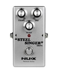 NUX Steel Singer Analog Tube Drive