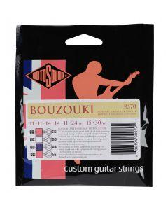 Rotosound Bouzouki snaren phosphor bronze loop end