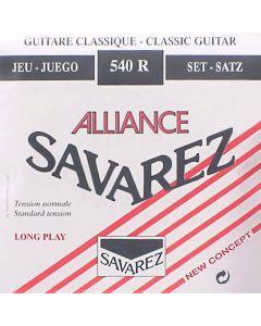 Savarez 540-R Alliance Classic snaren